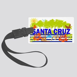 newtcopy2 Large Luggage Tag