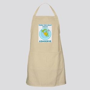 Earth's Heat Dial BBQ Apron