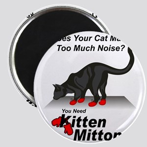 KittenMittons Magnet