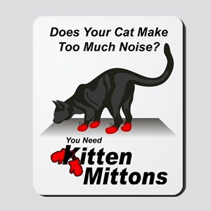KittenMittons Mousepad
