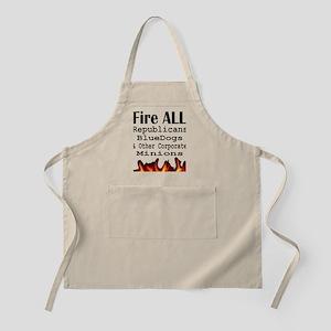 Fire ALL Republicans Apron