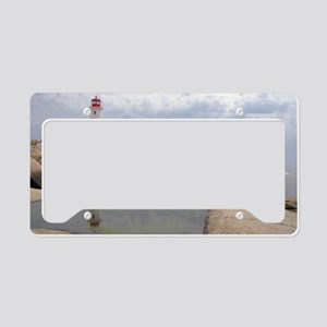 PC reflection License Plate Holder