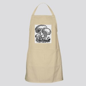 mushrooms Apron
