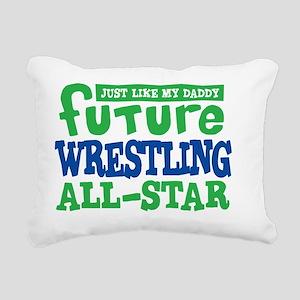 future all star-01 Rectangular Canvas Pillow