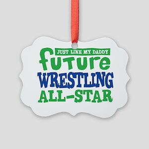 future all star-01 Picture Ornament
