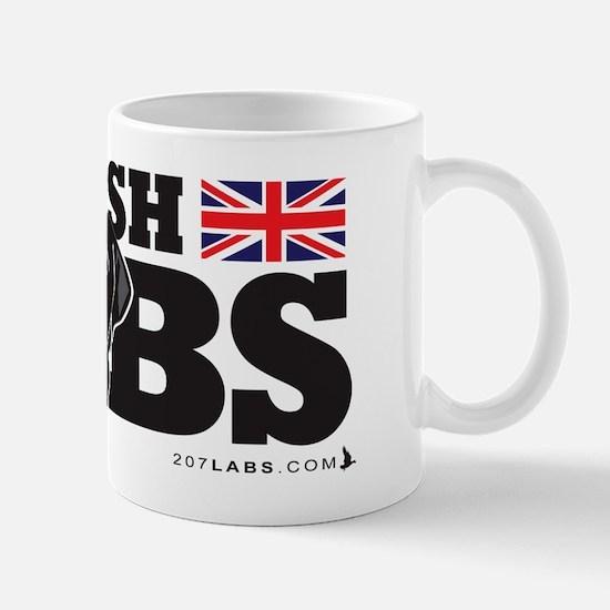 English Labs Mug