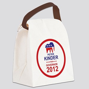 2012_peter_kinder_main Canvas Lunch Bag