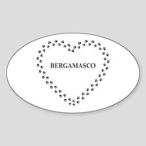 bergamasco Sticker