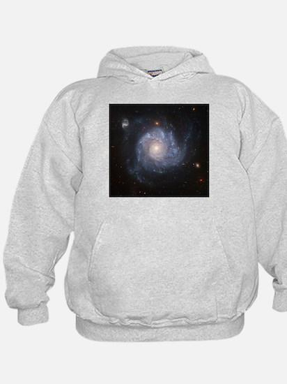 NGC 1309 Spiral Galaxy Hoodie