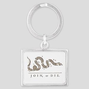 joinordie Landscape Keychain