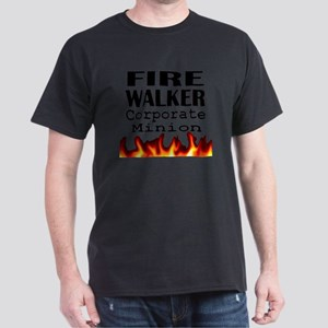 Fire Walker Corporate Dark T-Shirt