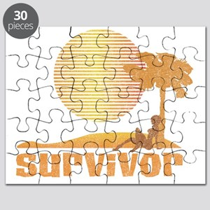 Survivor_Sunset_1 Puzzle