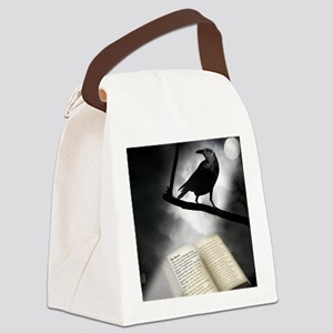 POE Canvas Lunch Bag
