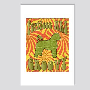 Groovy Portie Postcards (Package of 8)