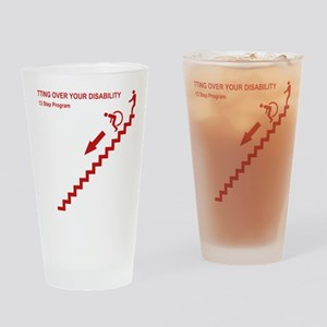 stairs Drinking Glass