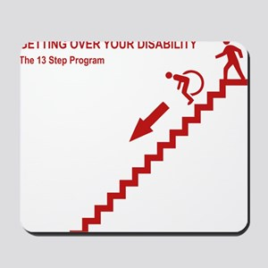 stairs Mousepad