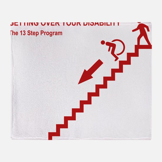 stairs Throw Blanket