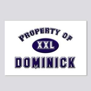 Property of dominick Postcards (Package of 8)