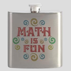 math Flask