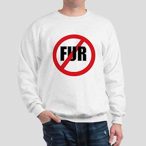 V-fur Sweatshirt