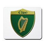 Ireland Metallic Shield Mousepad