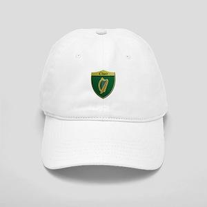 Ireland Metallic Shield Baseball Cap
