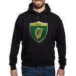 Ireland Metallic Shield Hoodie