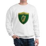 Ireland Metallic Shield Sweatshirt