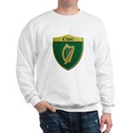 Ireland Metallic Shield Sweatshirt
