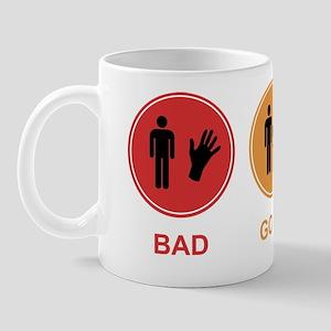 bad good Mug
