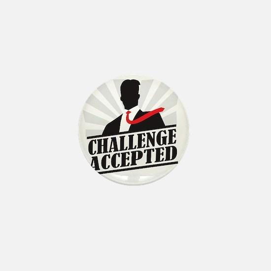 challengeaccepted Mini Button