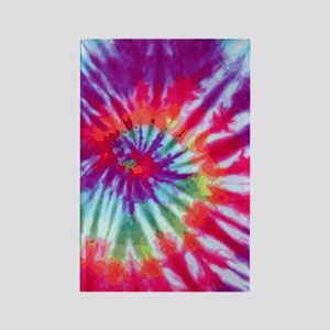 441 Tie-Dye11 Rectangle Magnet