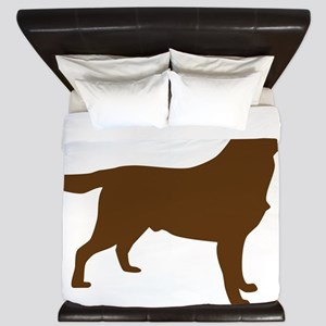 Brown King Duvet