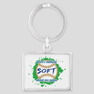 Nothing Soft-01 Landscape Keychain