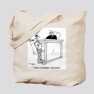 Golf Cartoon 5491 Tote Bag