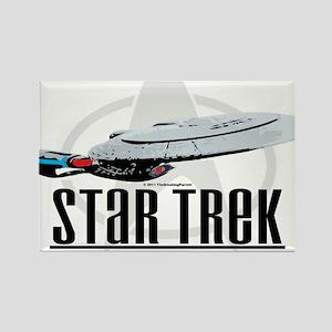 Star-Trek-TNG Rectangle Magnet