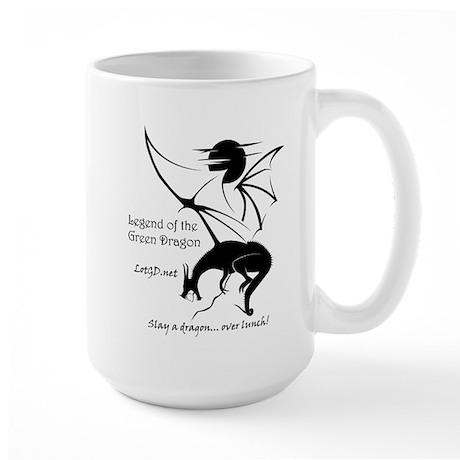 Official LotGD.net Large Mug