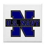 US Navy Tile Coaster