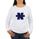 US Navy Women's Long Sleeve T-Shirt