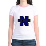US Navy Jr. Ringer T-Shirt