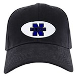 US Navy Black Cap
