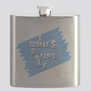 A Double S Flask