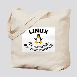 LINUX For The People Tote Bag