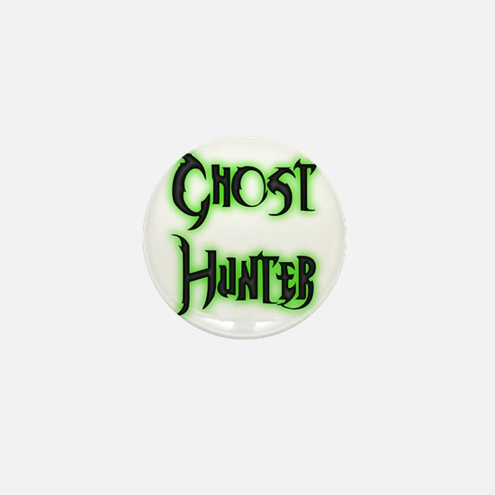 Ghosthunter 1 Mini Button