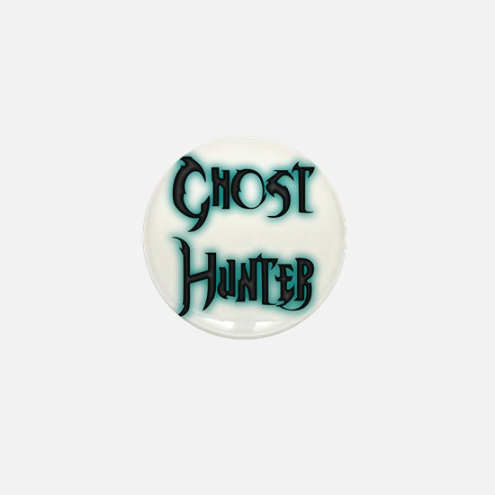 Ghosthunter 5 Mini Button