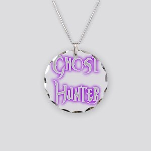 Ghosthunter 2 Necklace Circle Charm