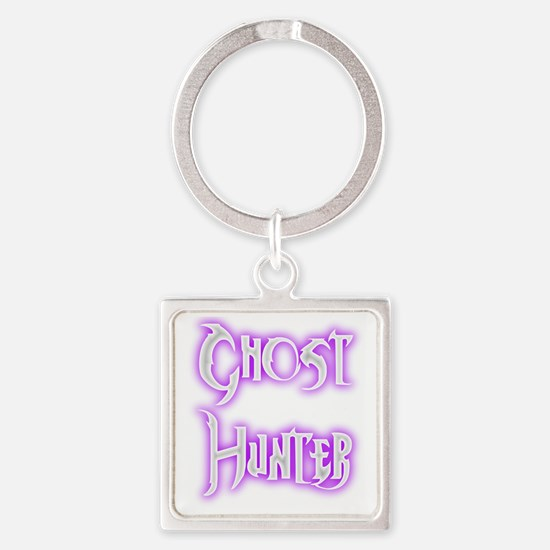 Ghosthunter 2 Square Keychain