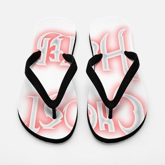 Ghosthunter 6 Flip Flops