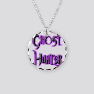 Ghosthunter 10 Necklace Circle Charm
