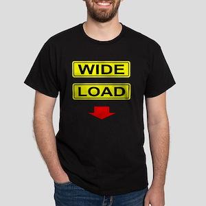 Wide-Load-T-Shirt-Light_vectorized Dark T-Shirt